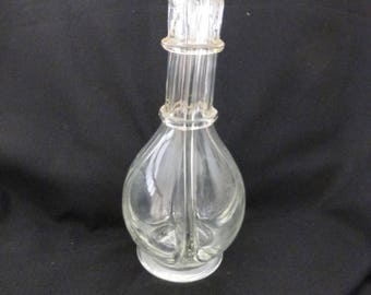 Vintage 4 In 1 Wine Decanter, Made In France