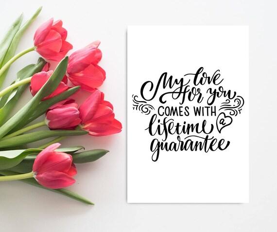 Romantische Jahrestags-Karte für romantische Geburtstagskarte