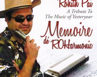 Memoire di ROHarmonic  - Rohith Pai