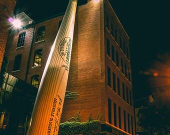Louisville Slugger Museum and Bat