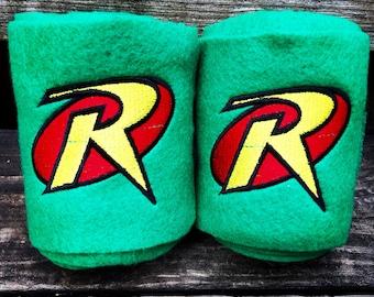 Robin Logo Embroidered Polo Wraps