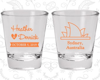 Australia Shot Glass, Australia Shot Glasses, Australia Glass, Australia Glasses, Australia Glassware (156)
