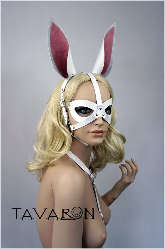 Bunny Cut Outs - ClipArt Best |Rabbit Face Mask