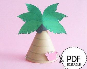 palm tree templates