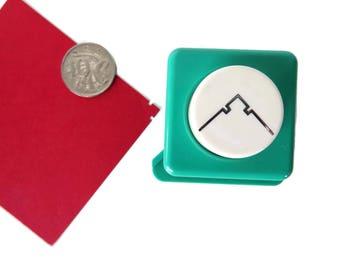 Medium Corner Notch Maker Craft Punch for Card Making & Scrapbooking
