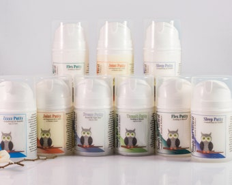 Our AMAZING Magnesium Based Body Lotions-There Is One Specifically Designed To Suit Your Needs