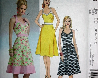 Sundress Pattern - McCall's 4868