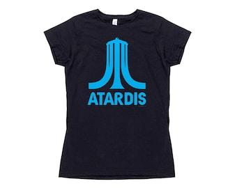 Womens ATardis T Shirt