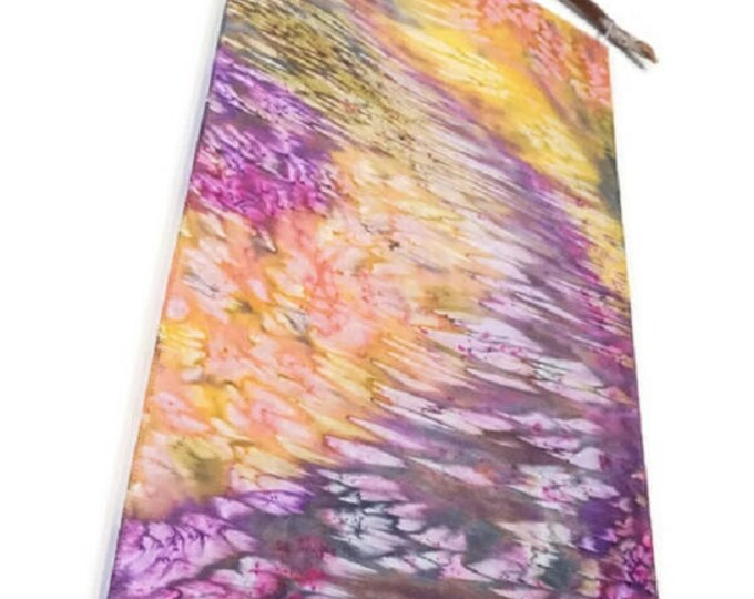 Bright Wall Art-Abstract Art-Watercolor Silk Tapestry-Tropical Decor-Bohemian Tapestry-Purple Decor-Home Decor Gifts-Watercolor Home Decor