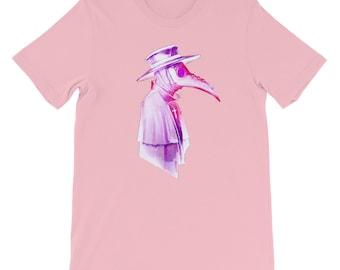 Hipster Plague Doctor Shirt