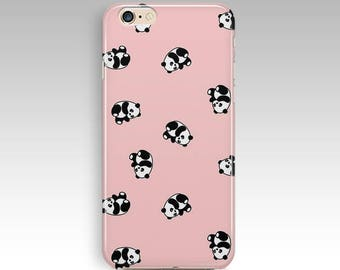 Pink Panda For Samsung A5 2017 ForSamsung A3 2017 case For Samsung Galaxy S8 Case For Samsung Galaxy S8 Plus Case For Samsung Galaxy J3 2017