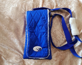 Made To Order Nephrostomy or Catheter Bag Messenger. Now with free UK shipping!!!