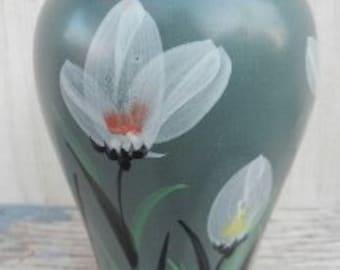 Unique Vintage Studio Pottery Vase!