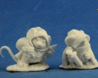 Mousling Thief and Assassin - 77287 - Reaper Miniatures