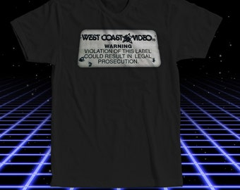 West Coast Video T-shirt #2