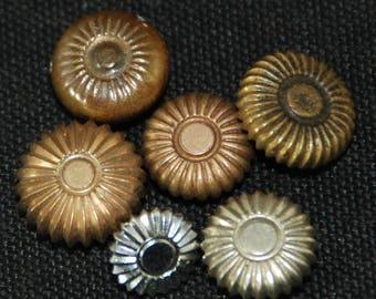 Steampunk Vintage Antique Watch pocket Watch parts crowns BG 26