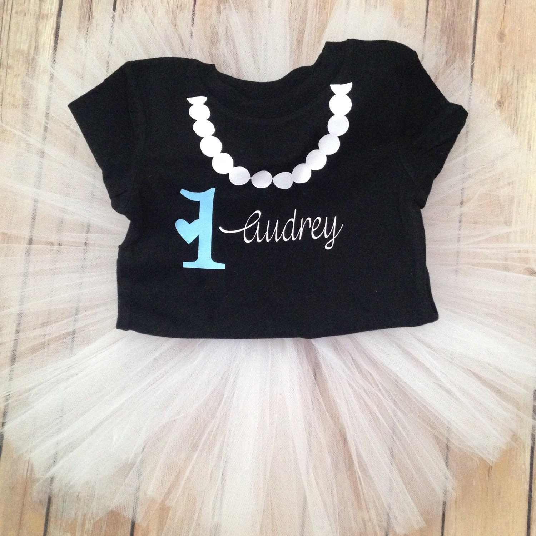 Birthday Breakfast at Tiffany inspired birthday outfit/Baby