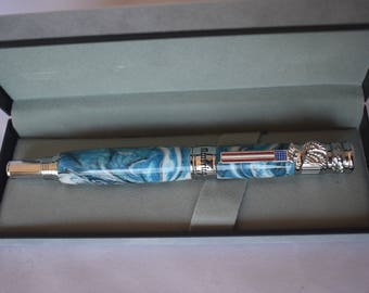 American Patriot Rollerball Pen