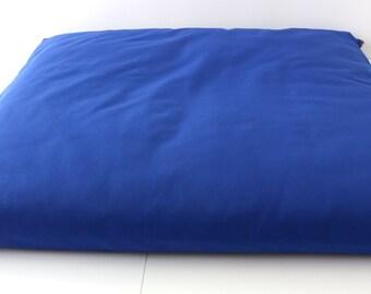 Zabuton Meditation Cushion - Electric Blue