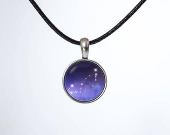 Celestial Constellation choker Scorpio Birth sign Personalized choker Gift for sister Zodiac pendant Zodiac jewelry Zodiac sign Horoscope