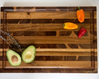End Grain Cutting Board- Large- 30% OFF SALE!!!