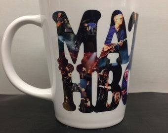 Matchbox 20 Mug - 12oz Latte