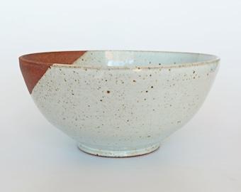 Handmade Minimalist  Deep Side Dish Bowl