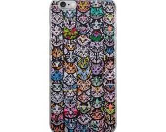 Loads Of Cats - iPhone Case