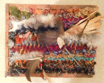 Textile Weaving Art