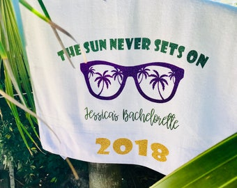 prev personalized beach towels offer