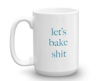 Baking / Dessert / Let's Bake / Dessert Mug
