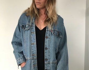 Vintage 80s / 90s Denim Levis Jean Jacket