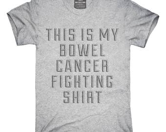 This Is My Bowel Cancer Fighting Shirt T-Shirt, Hoodie, Tank Top, Gifts