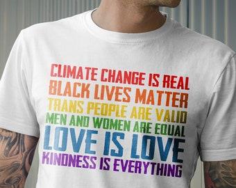 Love Is Love Shirt 2018, LGBT Gay Lesbian Pride Shirt 2018