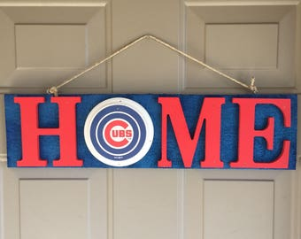 Chicago Cubs | Chicago Cubs Gifts | Chicago Cubs Signs | Chicago Cubs Decor | Chicago Cubs Fan