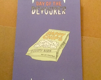 Day of the Devourer (minicomic)