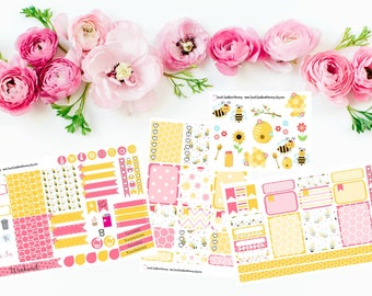 WEEKLY BEE- U-Tiful Sticker Kit