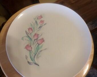 Vintage Melmac plates ... & Sun valley melmac | Etsy