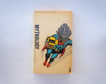 Mythology Penguin Modern Sociology Readings Paperback Cover Art by Omnific