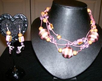 Round & Round Jewelry Set