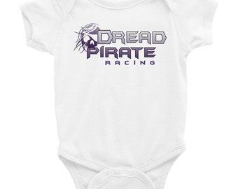 Dread Pirate Racing Infant Bodysuit