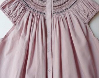 Berenguela Blouse - nO.073- Size S - Short Sleeve - EUR 36 - USA 6 - JAPAN 9-11