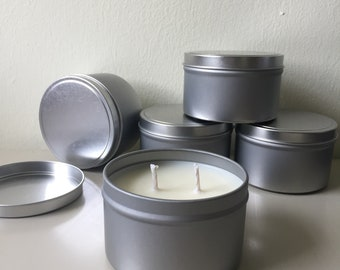 Soy Double Wick Candles