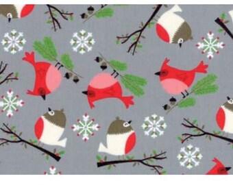 Jingle Birds Toss by Keiki for Moda - # 3325412