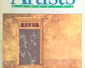 The Artists Magazine, 1988