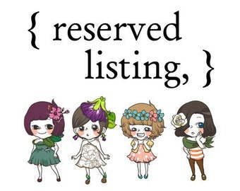 reserved lisiting