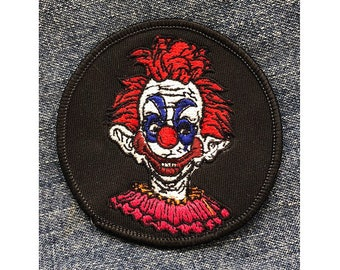 Klown Invader #3 patch horror comedy