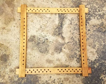Cherry Slate frame Slateframe for Embroidery