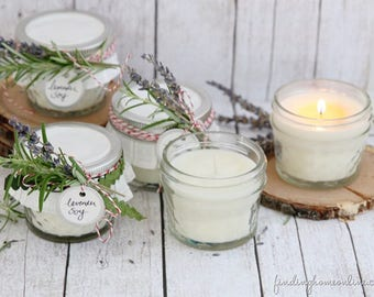 Tutorial - Making Soy Candles at Home