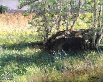 Beneath the Birches